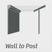Wall to Post